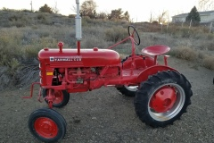 1948 International Farmall Cub